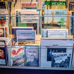 Books & Sheet Music
