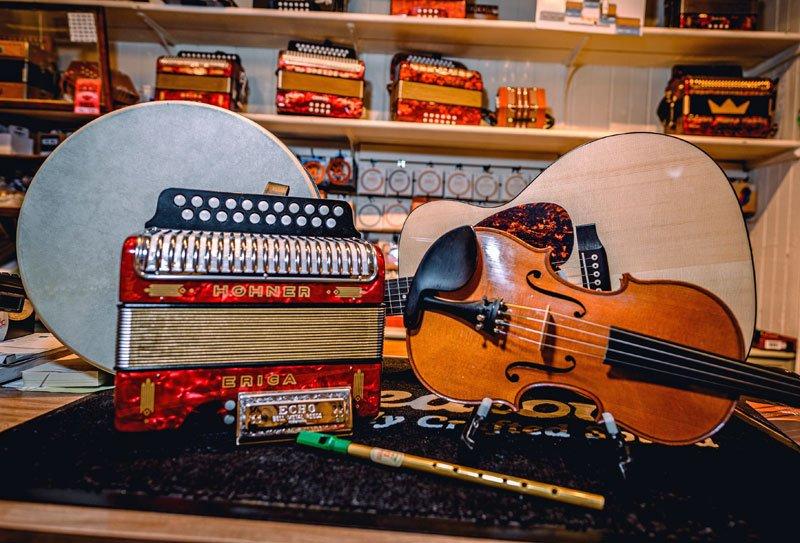 Newfoundland Music at O'Brien's - St. John's NL