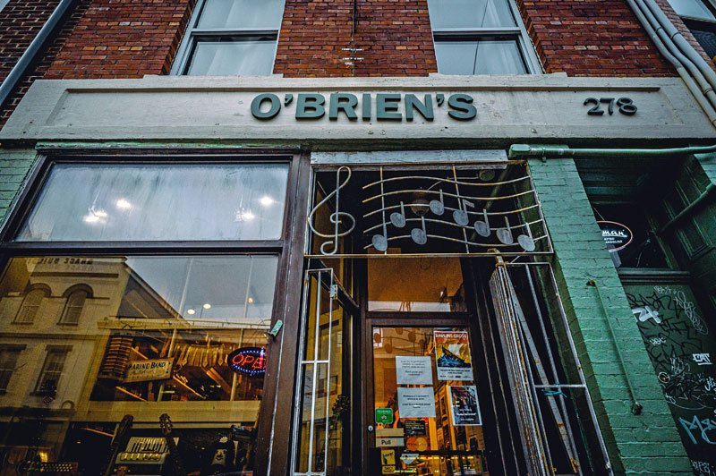 O'Brien's Music   St. John's NL